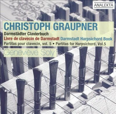 Graupner: Darmstädter Clavierbuch