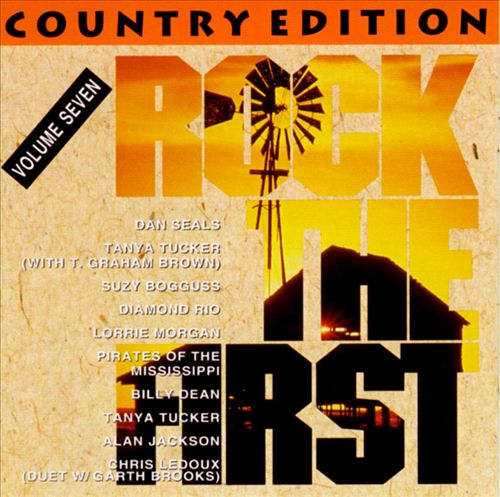 Rock the First, Vol. 7
