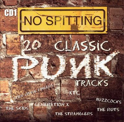 No Spitting [CD1]