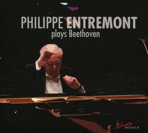 Philippe Entremont plays Beethoven