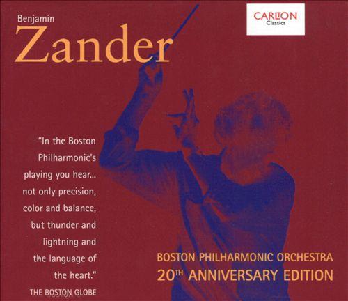 Zander: 20th Anniversary Edition (Box Set)