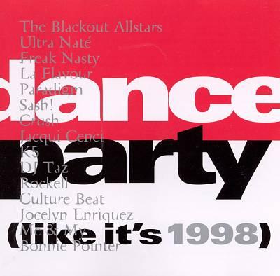 Dance Party (Like It's 1998)