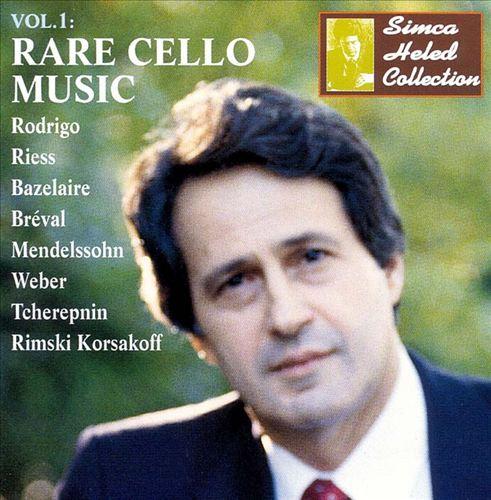 Rare Cello Music