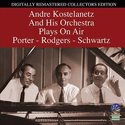 Plays on Air With Porter Rodgers and Schwartz