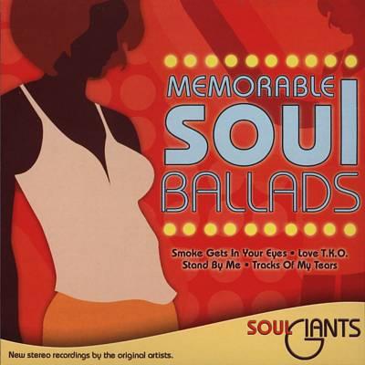 Memorable Soul Ballads