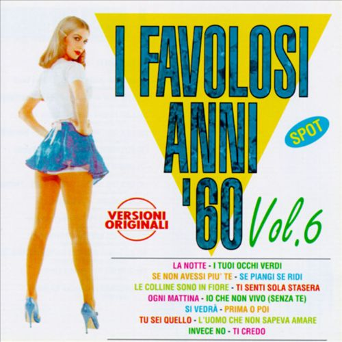 I Favolosi Anni '60, Vol. 6