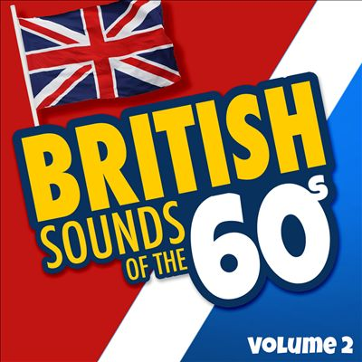 British Sounds of the 60's, Vol. 2
