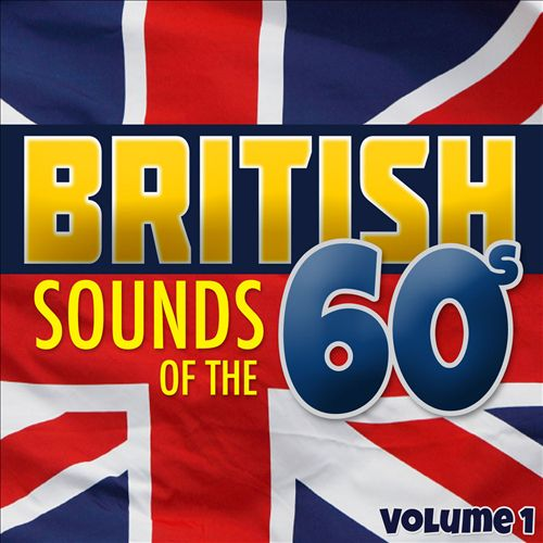 British Sounds of the 60's, Vol. 1