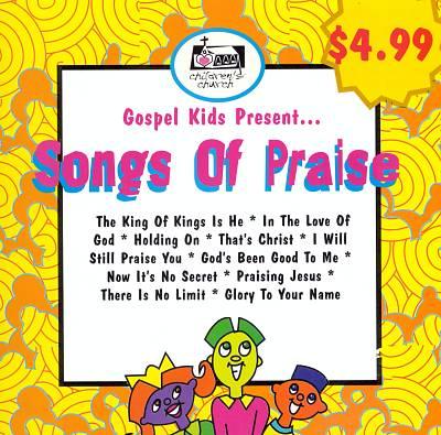 Gospel Kids Present...Songs of Praise