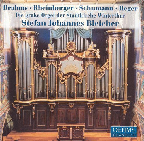Chorale Fantasia for organ (