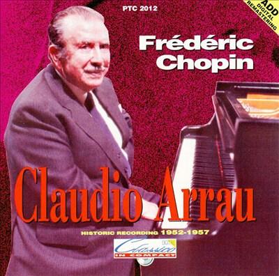Historic Recording 1952-1957