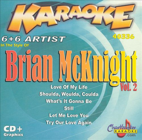 Brian McKnight, Vol. 2