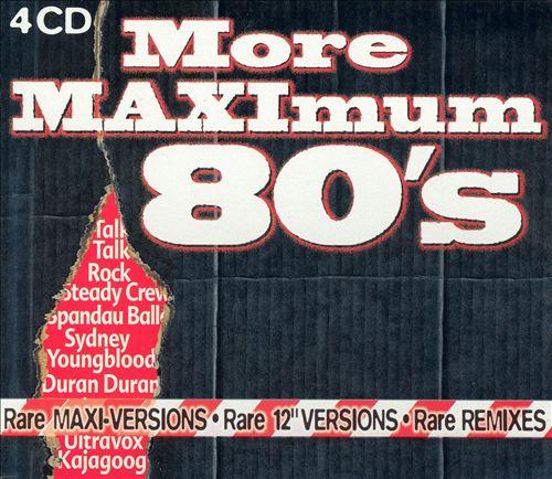 More Maximum '80s [Boxset]
