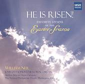 He is Risen!: Favorite Hymns of the Easter Season