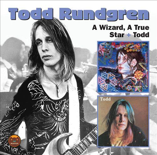 A Wizard, a True Star/Todd