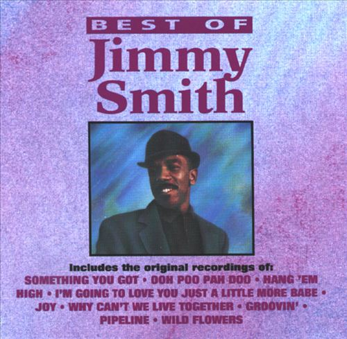 The Best of Jimmy Smith [Verve 1967]