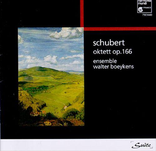 Schubert: Oktett Op. 166