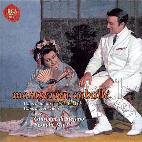 Montserrat Caballé en Duo