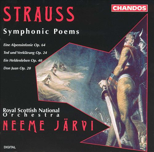 Strauss: Symphonic Poems