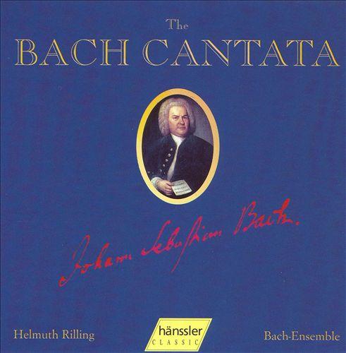 Die Bach Kantate, Vol. 51