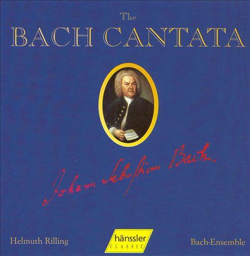 Die Bach Kantate, Vol. 54