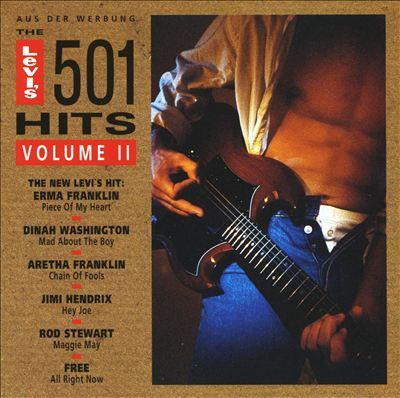 The Levi's 501 Hits, Vol. 2
