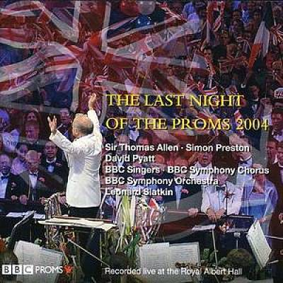Last Night of the Proms 2004