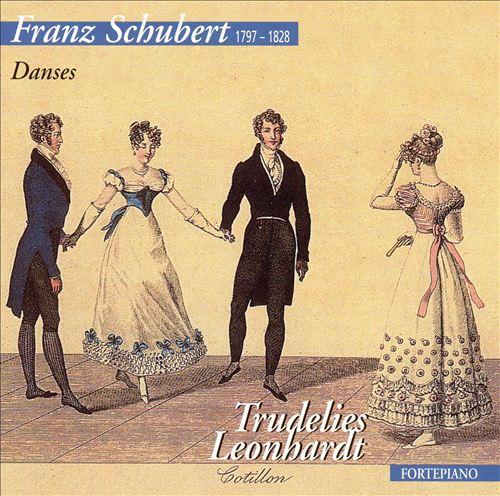 Franz Schubert: Danses
