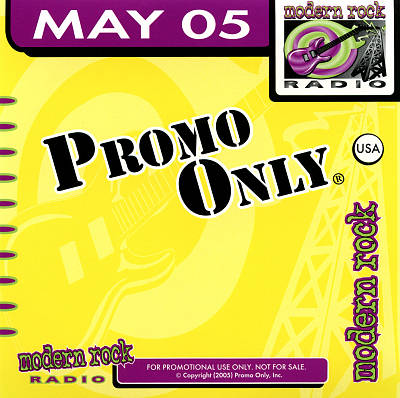 Promo Only: Modern Rock (May 2005)