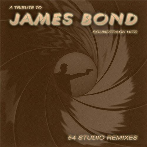 A Tribute to: James Bond Soundtrack Hits [54 Studio Remixes]