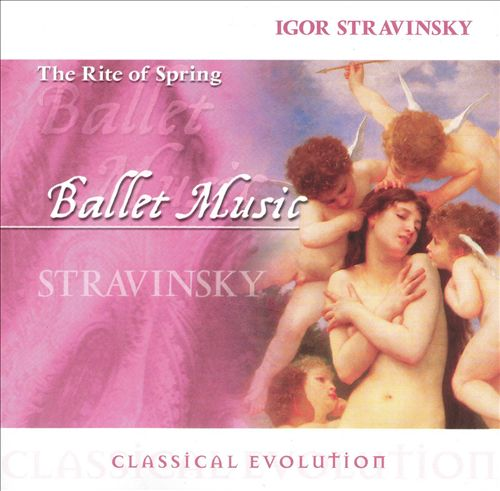 Classical Evolution: Stravinsky: The Rite of Spring