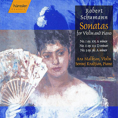 Schumann: Sonatas for Violin and Piano