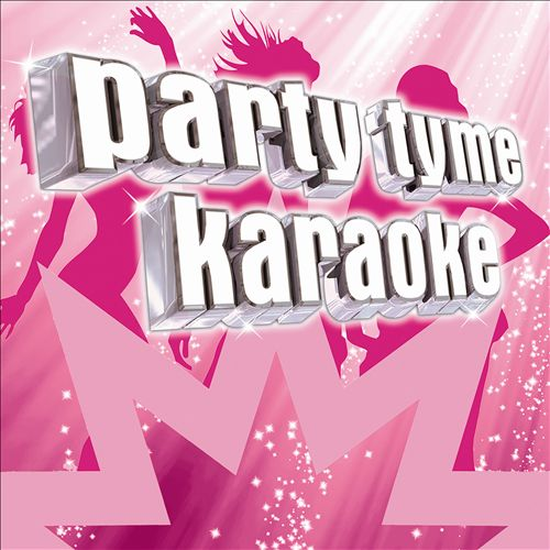 Party Tyme Karaoke: Pop Female Hits 5