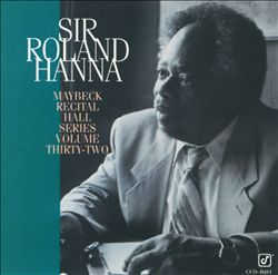 Sir Roland Hanna at Maybeck