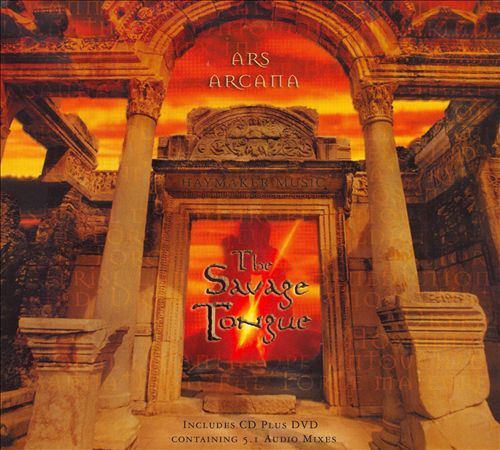 Ars Arcadia: The Savage Tongue [CD + DVD]