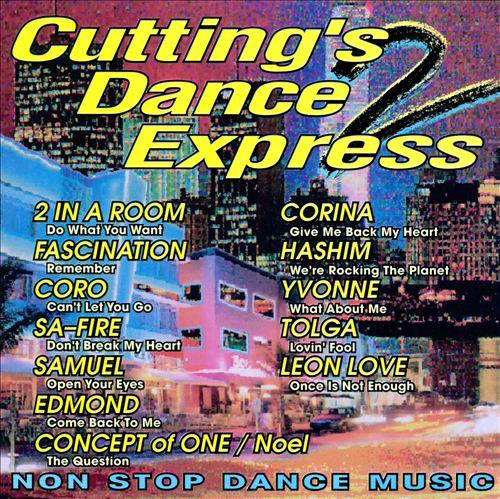 Cutting Dance Express, Vol. 2