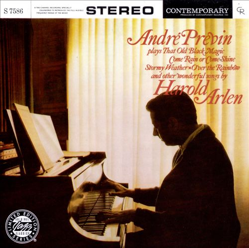 Andre Previn Plays Harold Arlen