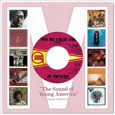 The Complete Motown Singles, Vol. 12B: 1972