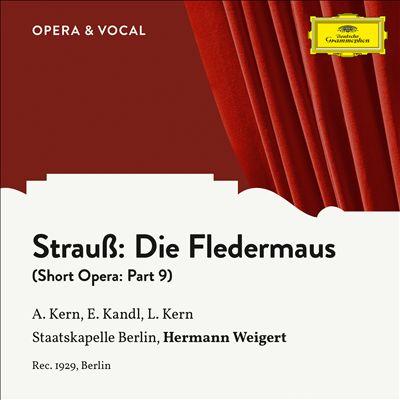 Strauß: Die Fledermaus (Short Opera, Part 9)