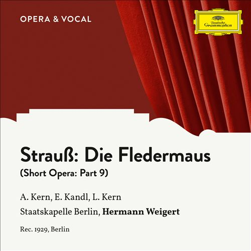 Strauß: Die Fledermaus (Short Opera, Part 9)
