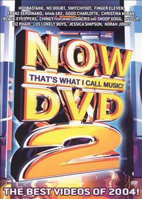 Now That's What I Call Music! DVD, Vol. 2