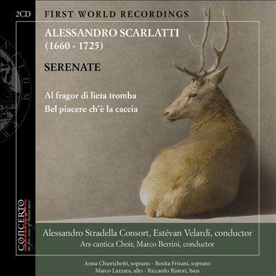 Alessandro Scarlatti: Serenate