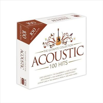 The Ultimate Collection: Acoustic 100 Hits