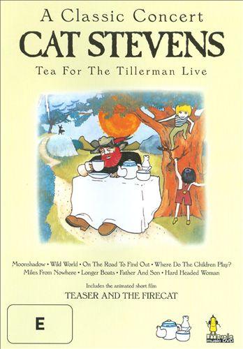 Tea for the Tillerman: Live [Video]