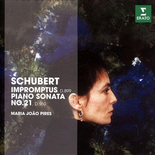 Schubert: Impromptus, D.899; Piano Sonata No. 21 D.960