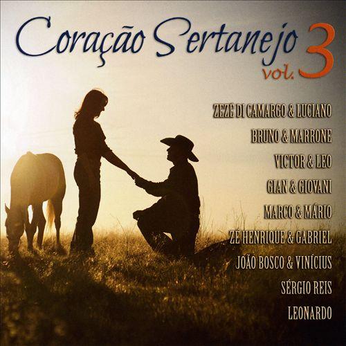 Coração Sertanejo, Vol. 3