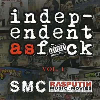 Independent As Fuck, Vol. 1