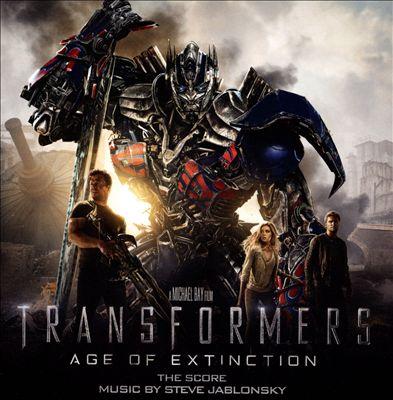 Transformers: Age of Extinction [Original Motion Picture Soundtrack]