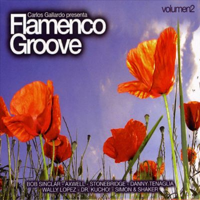 Carlos Gallardo Presents Flamenco Groove, Vol. 2
