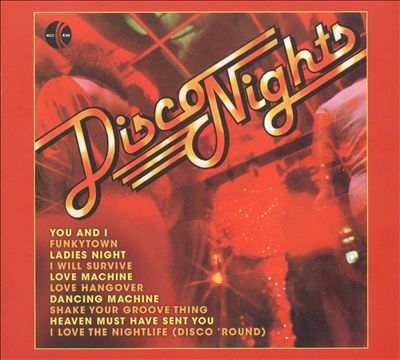 K-Tel Presents: Disco Nights